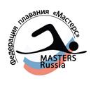 Логотип Федерация плавания 'Мастерс'